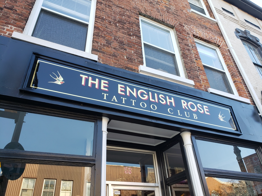 The English Rose Tattoo Club, Bowmanville, 2020
