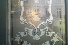 etched film Window design 4