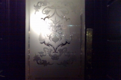 etched film Window design