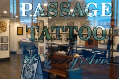 Passage Tattoo, Toronto 2017