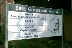 East Grinstead House, 2008