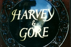 Harvey Gore, Duke Street St. James's, London 2002