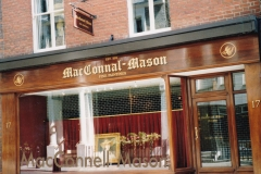 MacConell, Duke Street, London 1999