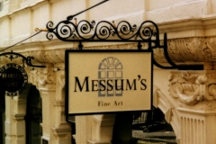 Messum Gallery, Duke Street St. James's, London 2005
