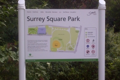 Surrey Square, London 2013
