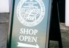 St. James's Teas, London 2004