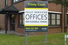 Trinity Court, Reading, 2009