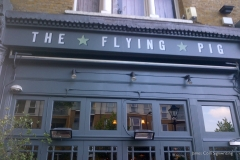 The Flying Pig, London 2015