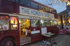 The Honesty Shop Bus