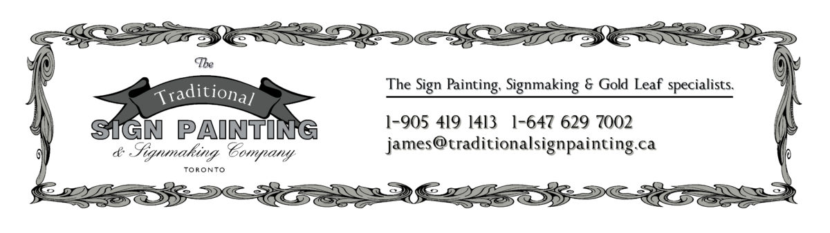 The Traditional Sign Company